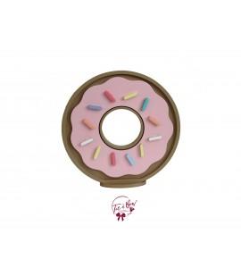 Donut: Light Pink Donut