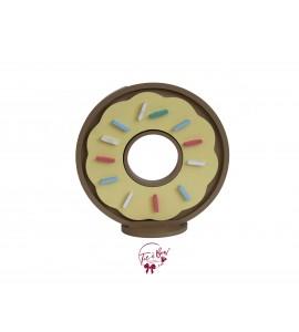 Donut: Light Yellow Donut