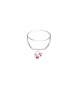 Candy Jar: Slant Cut Bowl
