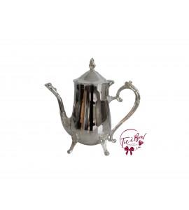 Tea Pot: Silver Tea Pot