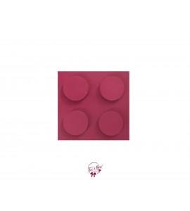 Hot Pink Lego Riser