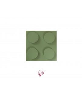 Pistacho Green Lego Riser
