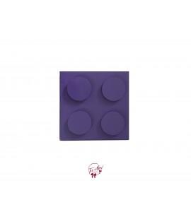Purple Lego Riser