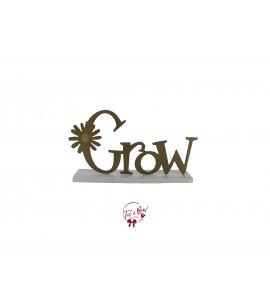 Word Grow (stand)