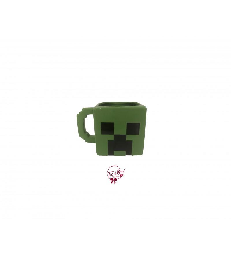 Minecraft: Creeper Mug