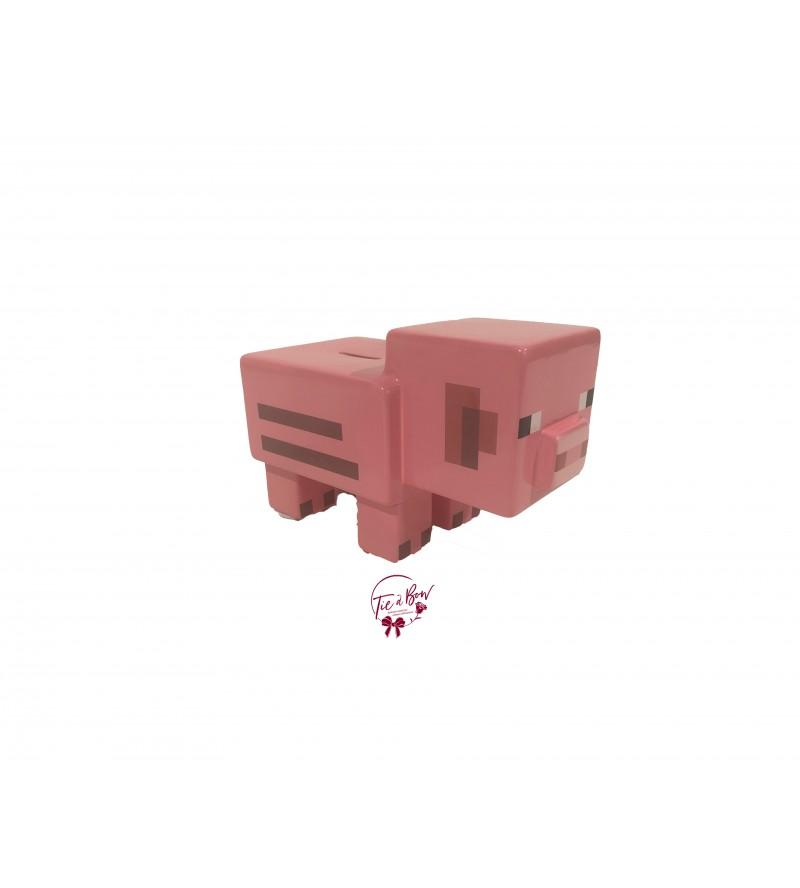 Minecraft: Pig