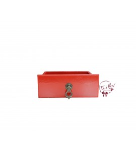 Red: Mini Red Drawer