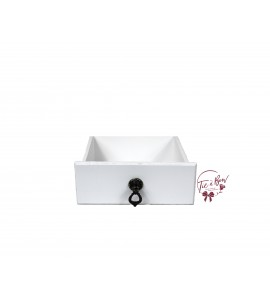 White: Mini White Drawer