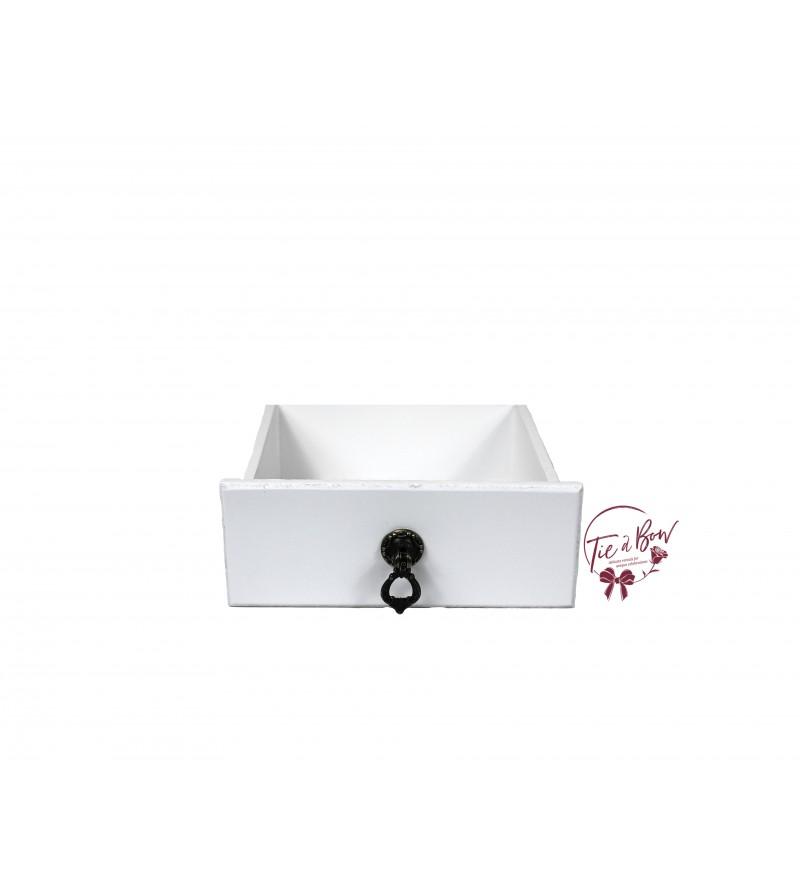 White: Mini White Drawer