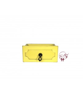 Yellow: Light Yellow Mini Drawer
