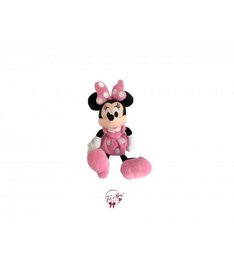 Minnie (Pink) Plush