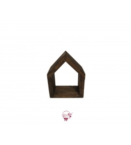 Small Wooden Niche House