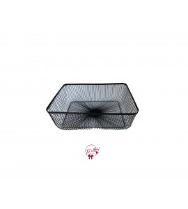 Basket: Black Wire Basket (Large)