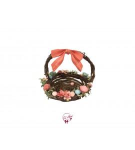 Basket: Flower Basket