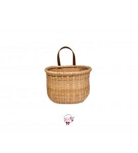 Basket: Rattan Basket (Oval Shaped)