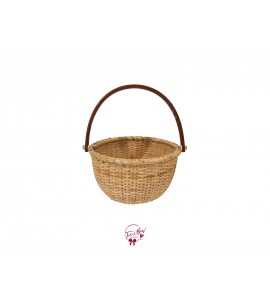 Basket: Rattan Basket Medium
