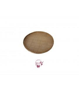 Basket: Wicker Basket (Medium)
