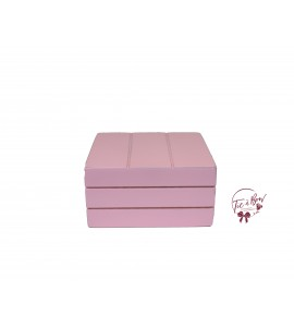 Pink: Light Pink Small Riser Box