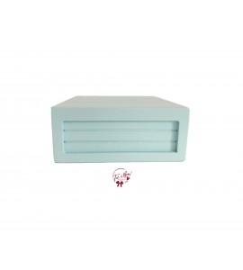Blue: Baby Blue Riser Box (Medium)