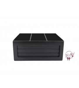 Black Riser Box (Medium)