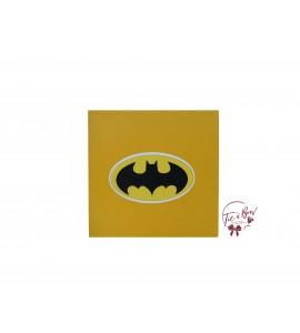 Superhero Riser: 6 Inches Yellow Batman