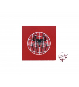 Superhero Riser: 6 Inches Red Spiderman