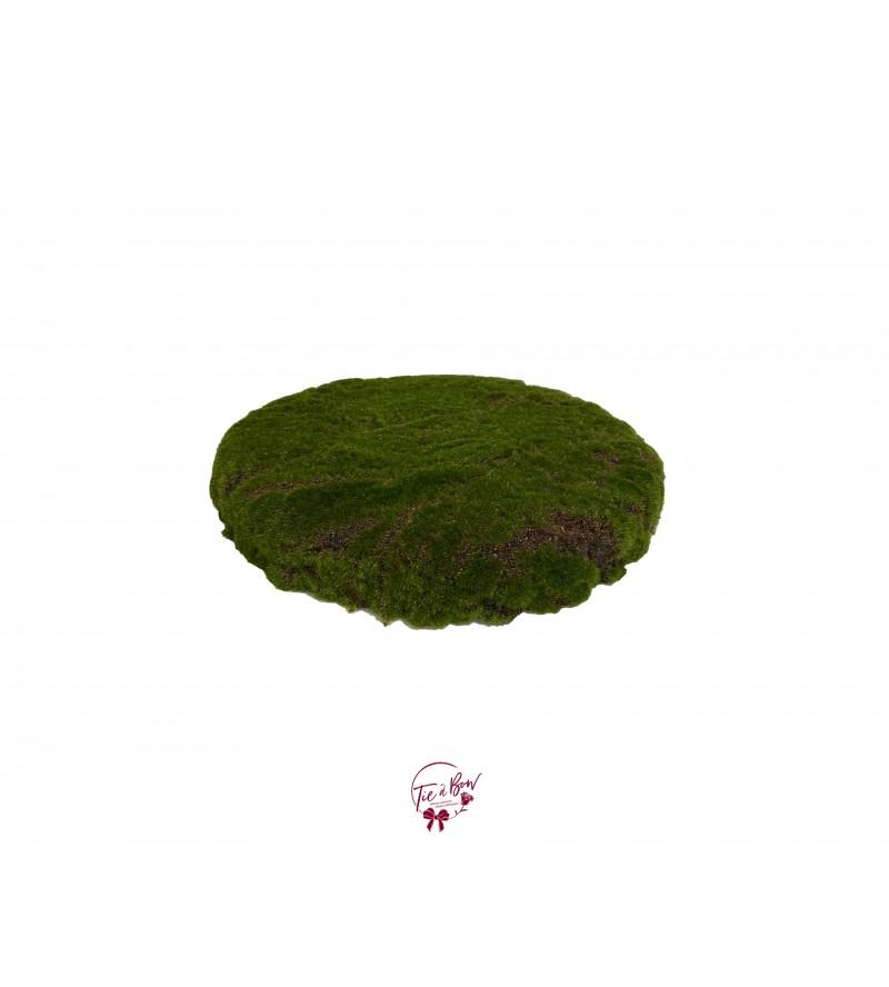 Moss Round Riser