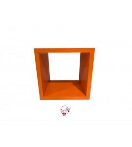 Orange Square Riser