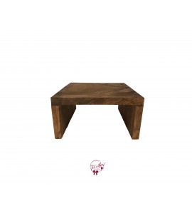 Wood Tray Riser (Small)