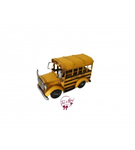 Bus: Yellow School Bus