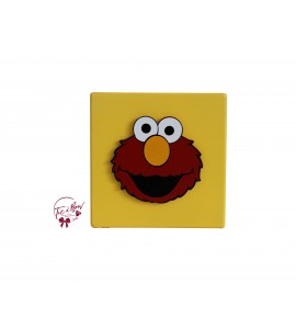 Sesame Street Riser: 6 Inches Yellow Elmo