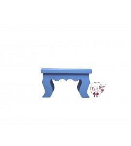 Blue: Light Blue Micro Stool