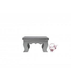 Silver: Silver Micro Stool