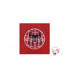 Superhero Riser: 6 Inches Red Spiderman