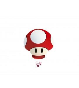 Mushroom: Super Mario Super Mushroom