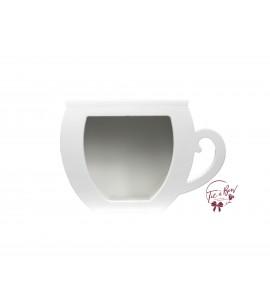 Niche White Tea Cup