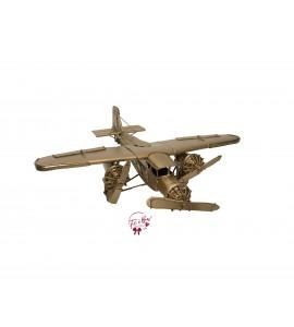 Airplane: Gold Airplane
