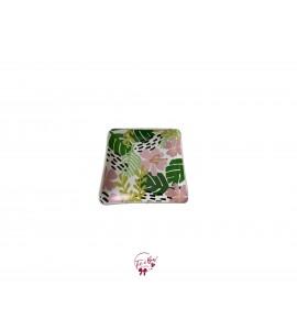 Pastel Tropical Mini Plate