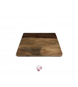 Wood: Rectangular Wood Tray