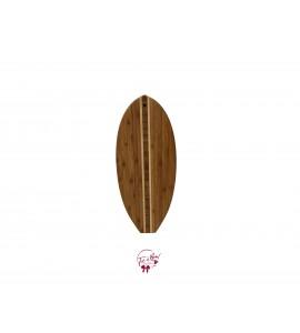Wood: Surfboard Tray