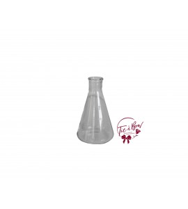 Clear Bottle: Clear Chemistry Bottle 500ml