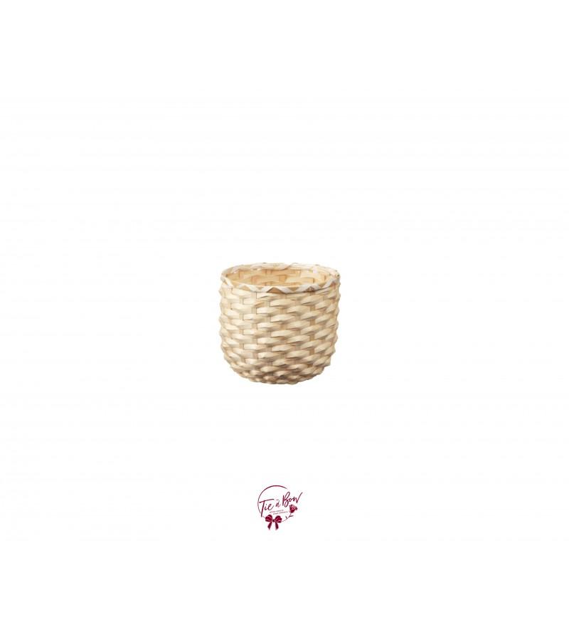 Planter: Bamboo Planter