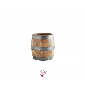 Barrel Vase (Small)