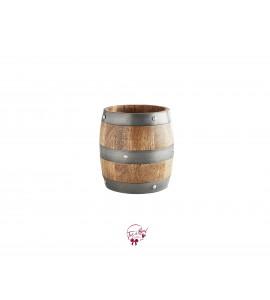 Barrel Vase (Small)