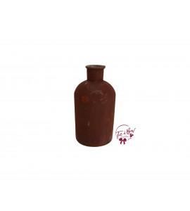 Rusty Bottle: Large Rusty Bottle